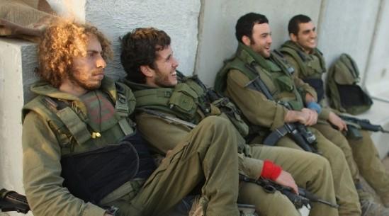 Israelis reservists