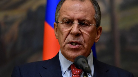 Russian Foreign Minister Sergei Lavrov.(AFP Photo / Kirill Kudryavtsev)