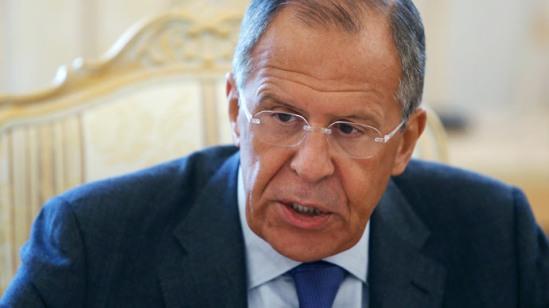 Russia's Foreign Minister Sergei Lavrov.(Reuters / Sergei Karpukhin)