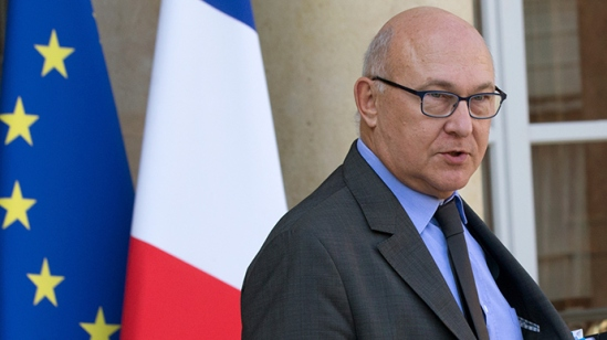 French Finance Minister Michel Sapin (Reuters / Philippe Wojazer)