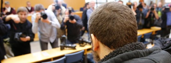 Germany Terror Trial