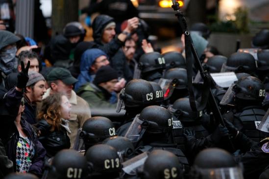 Occupy Portland N17