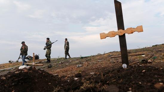 mass grave - ukraine