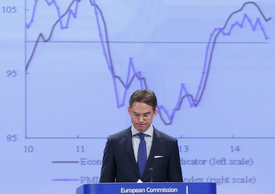 """The economic and employment situation is not improving fast enough,"" said Jyrki Katainen, the European Commission vice president for jobs and growth. Credit"