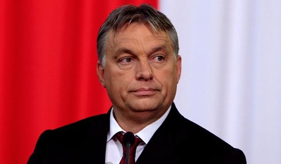 Hungary's Prime Minister Viktor Orban (Reuters / Bernadett Szabo)