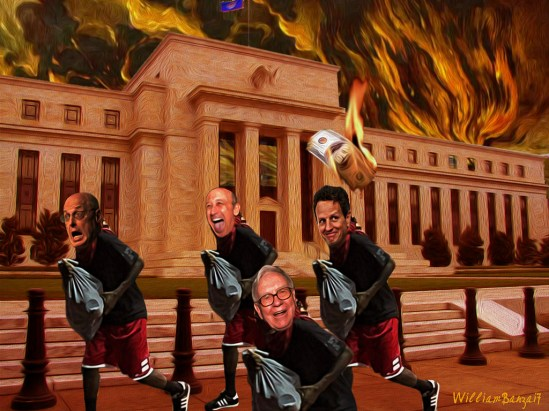 The Real Looters