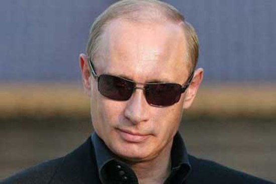 Russian President  Vlad Putin is the coolest president in the world.