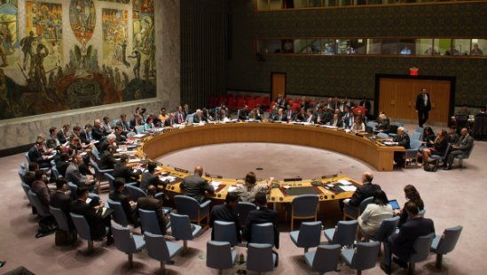 Russia opposed a UNSC statement to condemn Sunday's presidential and parliamentary elections in eastern Ukraine