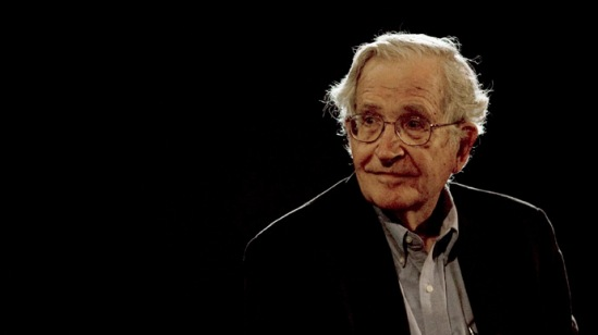 U.S. linguist and philosopher Noam Chomsky (Reuters/Jorge Dan)