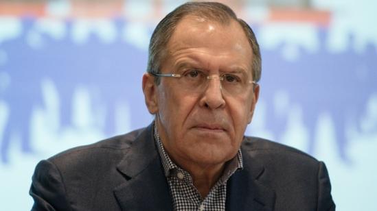 Foreign Minister Sergey Lavrov (RIA Novosti / Ramil Sitdikov)