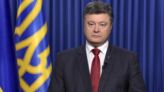 President of Ukraine Petro Poroshenko (RIA Novosti/Nikolay Lazarenko)