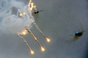 Ukraine-Air-Force-bombed-Lugansk