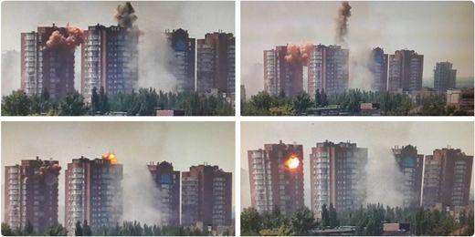 UkraineArmyAttackingCivilians
