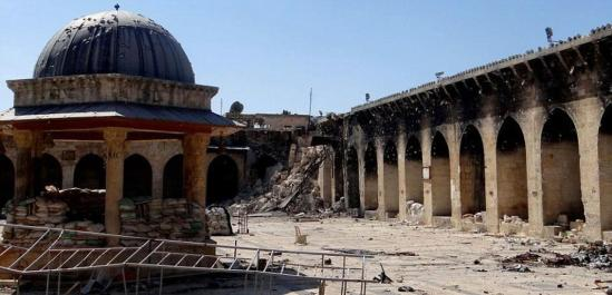 Isis destruction of Syria antiquities