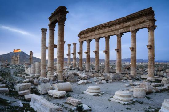 Syria, Ruins of Palmyra