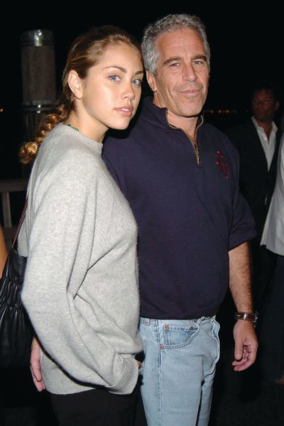 ?, Jeffrey Epstein== IMPERIA U.S. LAUNCH PARTY AT THE STATUE OF LIBERTY== Liberty Island, NYC== September 7, 2005== ©Patrick McMullan== Photo-Billy Farrell/PMc== ==